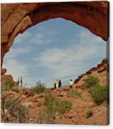 Arches Formation 38 Canvas Print