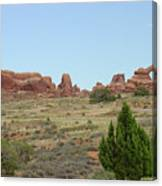 Arches National Park 21 Canvas Print