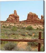 Arches National Park 23 Canvas Print