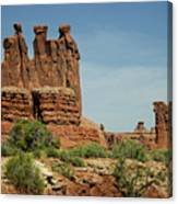 Arches National Park 3 Canvas Print