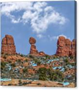 Arches National Park 3 Canvas Print