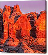 Arches National Park Pano One Canvas Print