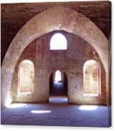Arches Of Sunshine Canvas Print
