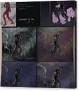 Archieve I Canvas Print