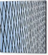 Architectural Abstract - 4 Canvas Print