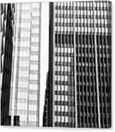 Architectural Pattern Study 1.0 Canvas Print