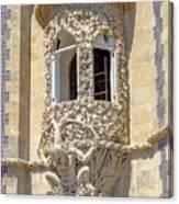 Architecture Background Sintra Canvas Print