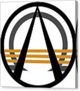 Arcturian Emblem Canvas Print