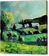 Ardennes 79 Canvas Print