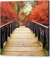 Ardent Autumn Canvas Print