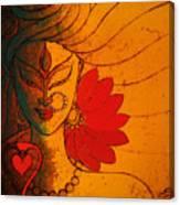 Ardhanarishwar Canvas Print