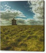 Ardmore Lookout Tower Canvas Print