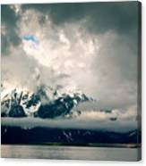 Are There Any Mountains Canvas Print