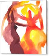 Arembepe 20 Canvas Print