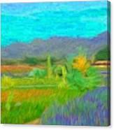 Argentina 1 - Canvas Print