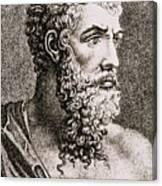 Aristotle, Ancient Greek Philosopher Canvas Print