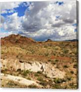 Arizona Cliffs Canvas Print