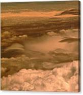 Arizona Cloudscape II Canvas Print