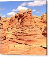 Arizona Desert Dreamscape Canvas Print