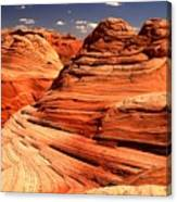 Arizona Desert Landscape Canvas Print