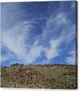 Arizona Foothill Sky Canvas Print