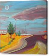 Arizona Highway 1 Canvas Print