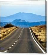 Arizona Highways Canvas Print
