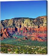 Arizona Rest Stop Canvas Print