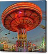 Arizona State Fair Canvas Print