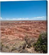 Arizona's Painted Desert Canvas Print
