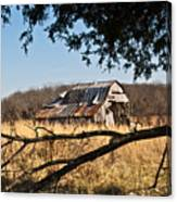 Arkansas Barn 1 Canvas Print