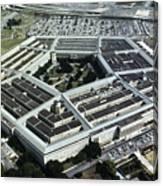 Arlington: Pentagon Canvas Print