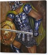 Armor Of God Ephesians  Canvas Print
