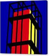 Arne Jacobseb Tower Canvas Print