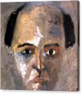 Arnold Schoenberg Canvas Print