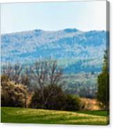 Aroostook Landscape Canvas Print