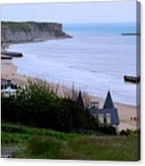 Arromanches-les-bain Canvas Print