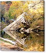 Arrow Rock Canvas Print