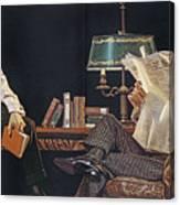 Arrow Shirt Collar Ad, 1914 Canvas Print