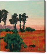 Arroyo Grande Vista Canvas Print