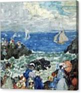 art 032 Maurice Prendergast Canvas Print