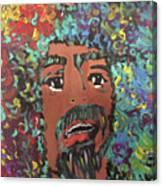 Art Afro Canvas Print