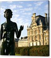 Art Des Tuileries Canvas Print