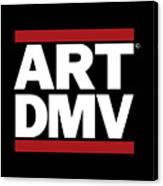Art Dmv Canvas Print