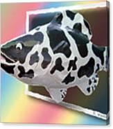 Art Fish Fun Canvas Print