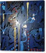 Art Fusing 2 Canvas Print