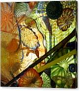 Art Glass Canvas Print