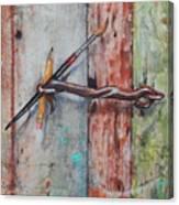 Art Hook Canvas Print