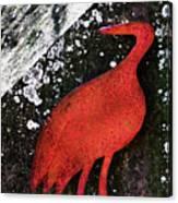 Art In Centennial Park Canvas Print
