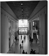Art Institute Of Chicago Modern Wing Canvas Print